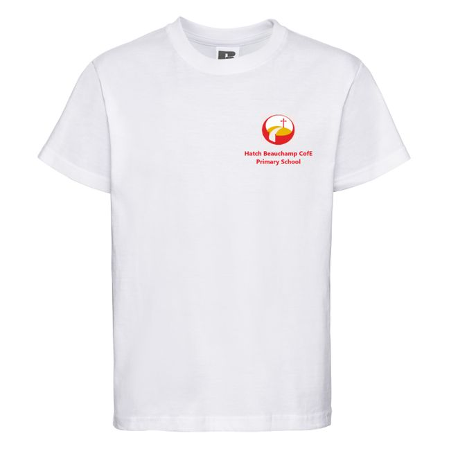 Hatch Beauchamp Primary School P.E T-Shirt