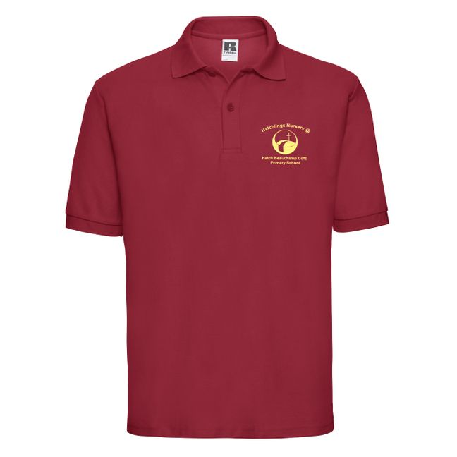 Hatch Beauchamp Primary School Nursery Polo-Shirt
